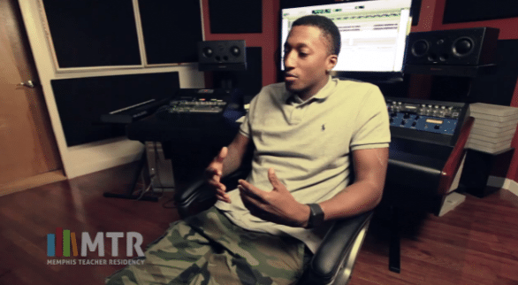 Lecrae discusses urban education and teachers influence
