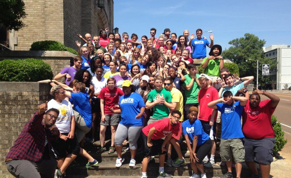 MTR Class of 2016 Orientation picture